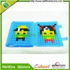 2014 DIY creative protective silicone case for ipad mini