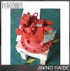Volvo excavator swing motor M2X63CHB kawasaki kpm hydraulic parts
