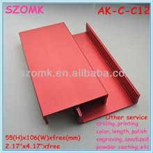 aluminum box enclosure case for verifier
