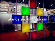 acrylic sheet for illuminated advertising