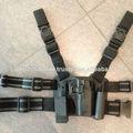 originale Black Hawk fondina glock 17 18 19 fondina coscia holser a sgancio rapido