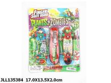 Popular Kids pine wood finger joint board finger skate board pcb boards with gold finger