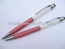 Luxurious Crystal Promotion Metal Pen