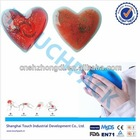 gel reusable heat pack, instant hot heart massager (Manufacturer with CE,FDA,MSDS,BSCI)