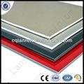 preço de fábrica de alumínio alucobond painel composto de painéis de parede