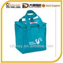 Hot Sale Recyclable Non Woven Portable Cooler Bag