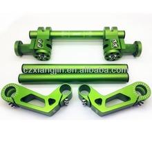 high quality cnc aluminum alloy motorcycle BWS handbar clip
