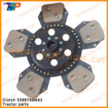 MF/Massey Ferguson Clutch disc,Clutch plate for Tractor parts