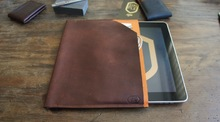 Cowhide Leather Sleeve for Tablets