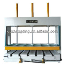 Hydraulic woodworking heavy cold press MYJ50T from china for doors