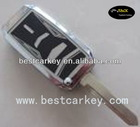 Topbest mazda 3-button remote key shell(MAZ24R) without logo