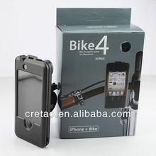 2014 new gadgets Bike 4 water proof phone bike mount ,mountain bike phone holder