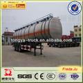Choque precio de aluminio del tanque de diesel