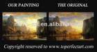 Famous Oil paintings landscape natural
