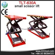 Car mini lift car Lift Launch TLT630A Double scissor car lift car repair equipment