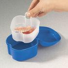 plastic denture bath denture storage case mouth tray brace-manufacture direct sales/our own mold
