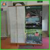 Bamboo Roll ups display standard size