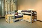 Fantastic furniture kids beds, wooden kid double bed, double bunk beds for kids