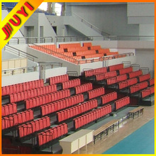 Telescopic aerial platform truck retractable tribune telescopic seating grandstand JY-720