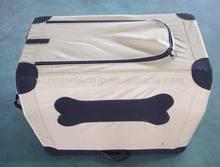 Pet products/Removable plastic pet dog carrier cage/Hot sale foldable pet carrier