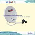 Directv baratos plato de satélite digital 35/45cm plato
