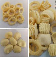 snak food machine/snack food making machine/puffed corn snack food production line