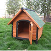High quality decorative Wooden Dog cage Outdoor Use DK002M