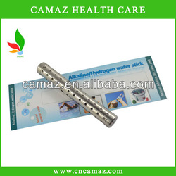 Hot sell negative ions nano water stick for alkaline water, OEM