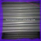 low carbon reinforcing steel bars/construction steel rebar
