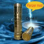 2014 hot sale ecigarettes mechanical panzer mod clone full mechanical mod & dry herb vaporizer cloutank m3 by Cloupor