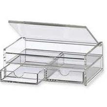 acrylic makeup drawer storage organizer