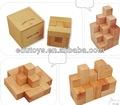 Okulöncesi eğitim oyuncaklar ahşap zeka puzzle