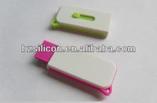 Cheapest usb plastic flash memory 1gb 2gb plastic usb flash drive