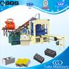 QT4-15C automatic concrete hollow core slab machine