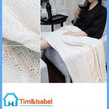 maglia coperta patchwork