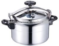 bakelite handle high quality cheap price hot selling aluminium pressure cooker ,pressure pot - 5L