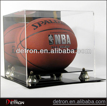 Good quality clear acrylic basketball display stand ZH-2014079