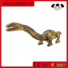 wood carving dinosaur toy animals