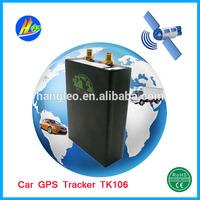 TK106 Tracking Device Alarm System A Mini Spy GSM SMS Vehicle Car GPS Tracker
