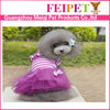 Western Design Pretty wholesale dog dress