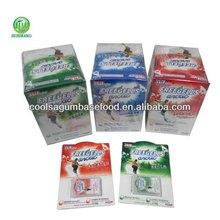 coolsa mint paper freshen breath strips