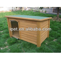Classic wooden dog cage outdoor use DK001