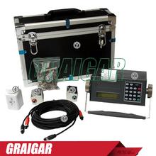 Portable digital ultrasonic flowmeter TDS-100P/ flow meter/water meter with the function of print