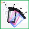 Encai Fashion Summer Mobile Phone PVC Waterproof Bag/Swimming Transparent PVC Neck Pouch For Cellphone & Camera