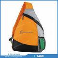mochila sling padrão esporte bolsa de uma alça de ombro mochila triângulo moda e lazer mochila sling bolsa escola