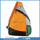 sling backpack pattern Sport bag one shoulder strap triangle backpack fashion and leisure sling backpack school bag