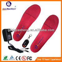 JS-008 carbon fiber heating element insoles
