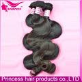 Excepcional calidad de peso 100g 100% virgen humanos onda del cuerpo perfecto de mongolia señora de pelo