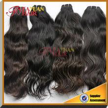 Wholesale 5a quality peruvian hair natural wave,virgin human peruvian hair weave