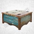 reciclado mesas de madeira